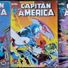 Cómics: CAPITÁN AMÉRICA NÚMEROS 36, 37 Y 38. EDICIONES FORUM. BUEN ESTADO.. Lote 58600277