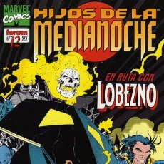 Cómics: HIJOS DE LA MEDIANOCHE VOL 2 Nº 12 - ÚLTIMO TOMO 96 PÁG - MOTORISTA FANTASMA BLADE Y BLAZE. Lote 58753860