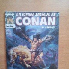 Cómics: ESPADA SALVAJE DE CONAN 169. Lote 58767993