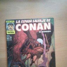 Cómics: ESPADA SALVAJE DE CONAN 159. Lote 58768020