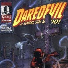 Cómics: MARVEL KNIGHTS DAREDEVIL Nº 3 - FORUM - IMPECABLE. Lote 58914725