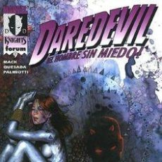 Cómics: MARVEL KNIGHTS DAREDEVIL Nº 9 - FORUM - IMPECABLE. Lote 58914880