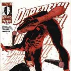 Cómics: MARVEL KNIGHTS DAREDEVIL VOL. 1 Nº 12 - FORUM - IMPECABLE. Lote 58914980