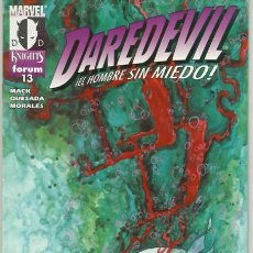 Cómics: MARVEL KNIGHTS DAREDEVIL Nº 13 - FORUM - IMPECABLE. Lote 58915090