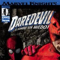 Cómics: MARVEL KNIGHTS DAREDEVIL VOL. 1 Nº 39 - FORUM - IMPECABLE. Lote 58915370