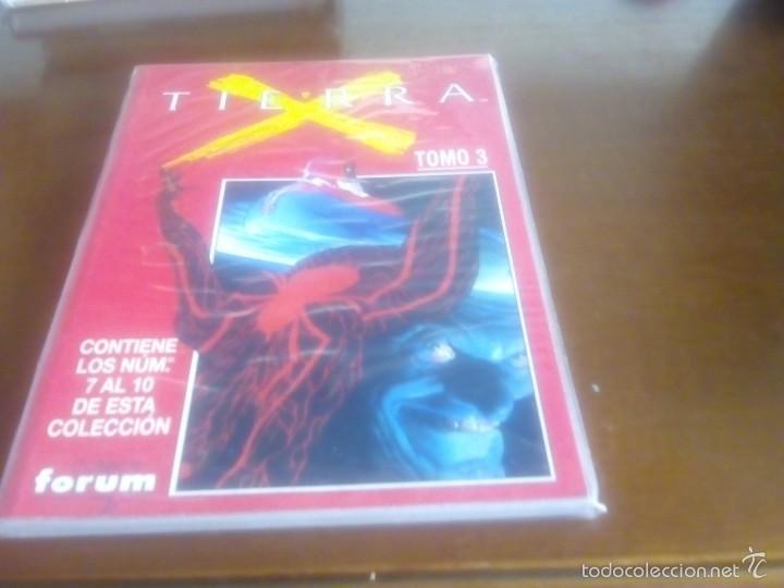 Cómics: TIERRA X 3 TOMOS...COMPLETA - Foto 3 - 58944160