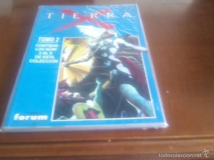 Cómics: TIERRA X 3 TOMOS...COMPLETA - Foto 4 - 58944160