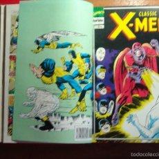 Cómics: CLASSIC X-MEN, DIAS DEL FUTURO PRESENTE, FENIX, ESPECIALES, TODO DE FORUM COMPLETAS Y ENCUADERNADAS. Lote 58950485
