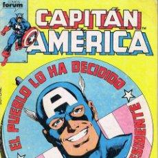 Cómics: CAPITAN AMERICA VOLUMEN 1 NUMERO 12. Lote 58989580