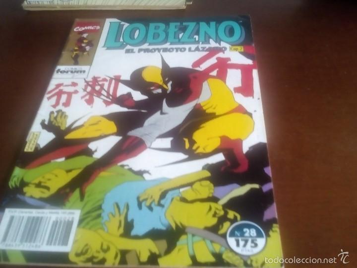 LOBEZNON-28 (Tebeos y Comics - Forum - X-Men)