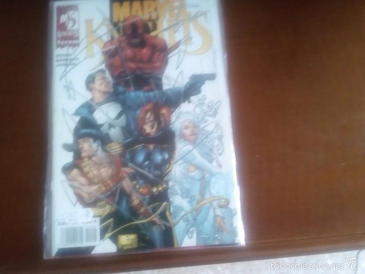 MARVEL KNIGHTS N-1 (Tebeos y Comics - Forum - Daredevil)
