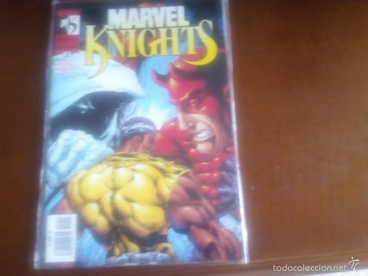 MARVEL KNIGHTS (Tebeos y Comics - Forum - Daredevil)