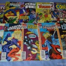 Cómics: LOTE 10 NÚM. / TEBEOS VARIADOS EDT. FORUM, LA COSA, SPIDERMAN, LOS N. VENGADORES, CONAN, ETC..¡MIRA!. Lote 59130285
