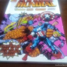 Cómics: HEROES REBORN--LA 3 GUERRA MUNDIAL--TOMO. Lote 59154880