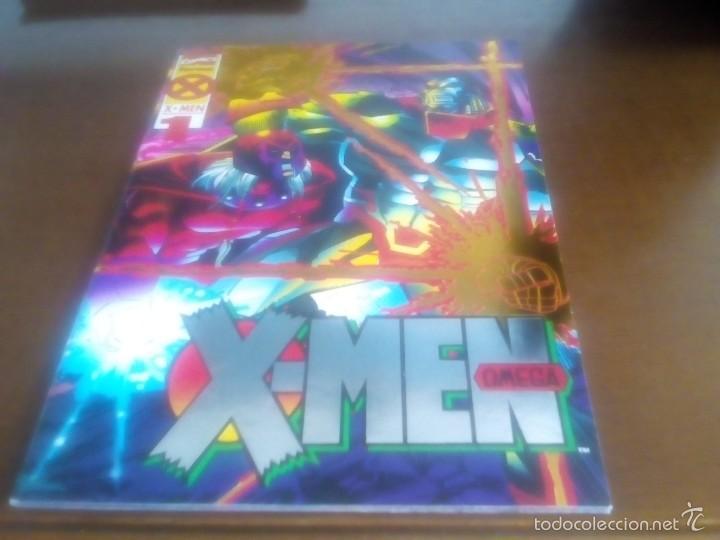 X-MEN OMEGA N-1 DOBLE PORTADA (Tebeos y Comics - Forum - X-Men)