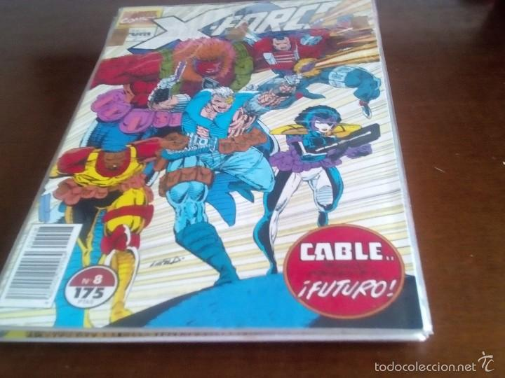 Cómics: X-FORCE COLECCION COMPLETA N-1 AL 42 - Foto 4 - 59238785