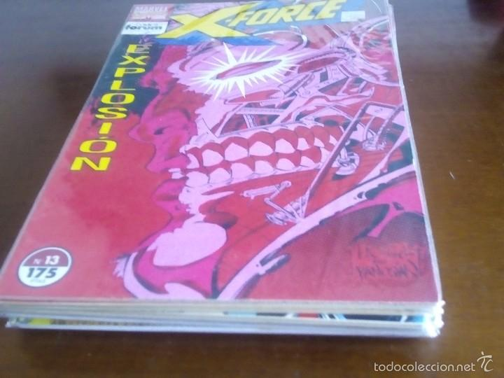 Cómics: X-FORCE COLECCION COMPLETA N-1 AL 42 - Foto 5 - 59238785