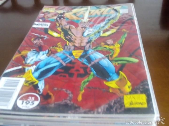 Cómics: X-FORCE COLECCION COMPLETA N-1 AL 42 - Foto 10 - 59238785