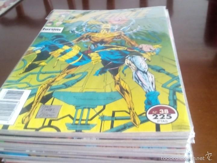 Cómics: X-FORCE COLECCION COMPLETA N-1 AL 42 - Foto 12 - 59238785