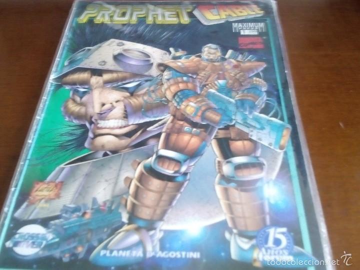 PROPHET-CABLE N-1-2 COMPLETA (Tebeos y Comics - Forum - Nuevos Mutantes)