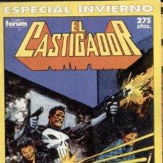 Cómics: EL CASTIGADOR. ESPECIAL INVIERNO.FORUM. Lote 59265620