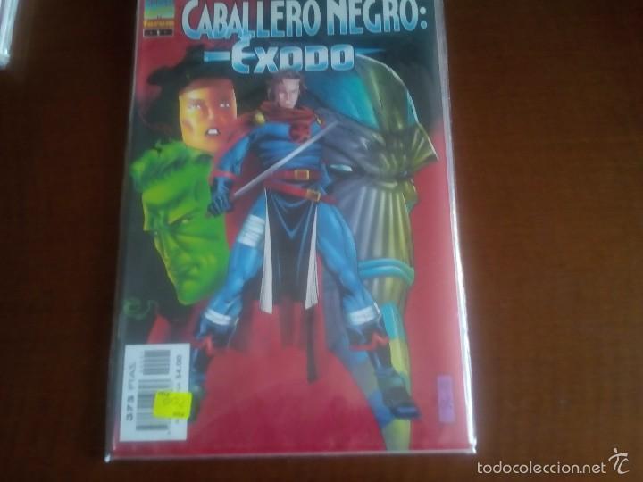 CABALLERO NEGRO N-1 ESPECIAL (Tebeos y Comics - Forum - X-Men)