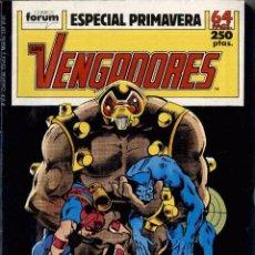 Cómics: VENGADORES.ESPECIAL PRIMAVERA.FORUM. Lote 59443630