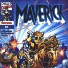 Fumetti: MAVERICK Nº 10 - FORUM - IMPECABLE. Lote 172289297