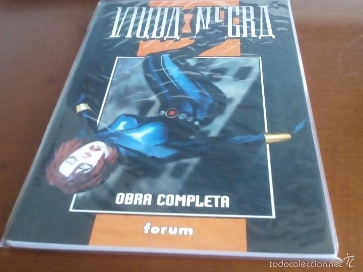 VIUDA NEGRA OBRA COMPLETA (Tebeos y Comics - Forum - Prestiges y Tomos)