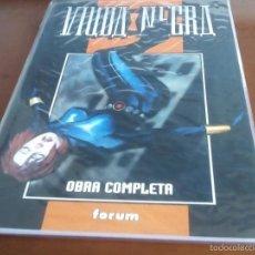 Cómics: VIUDA NEGRA OBRA COMPLETA. Lote 59850716