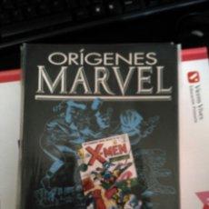 Cómics: ORIGENES MARVEL NUM 2: THE X-MEN 1-5 STAN LEE, JACK KIRBY FORUM 1991 XMEN. Lote 59878826