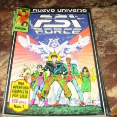 Cómics: FORUM - PSI FORCE- LOTE DE 12 COMICS - COMPLETA . Lote 59942919