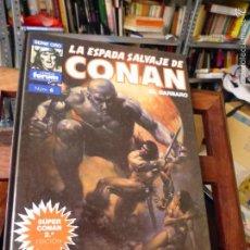 Cómics: SUPER CONAN Nº 6 (2ª ED.) TAPA DURA . Lote 59948259