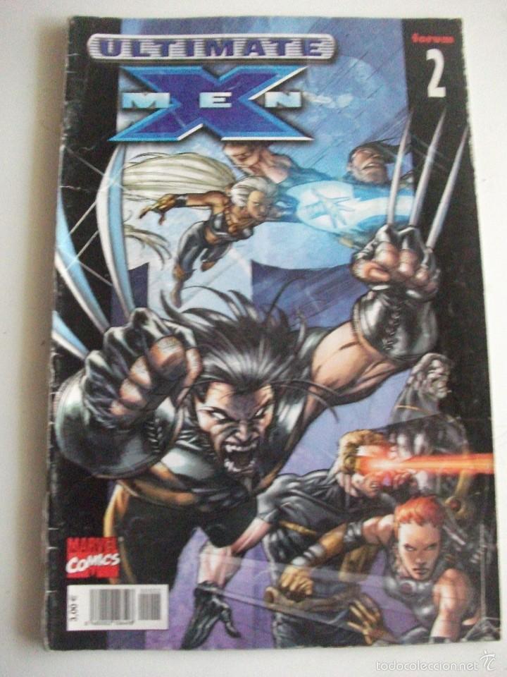ULTIMATE X MEN Nº 2 FORUM C8V (Tebeos y Comics - Forum - X-Men)