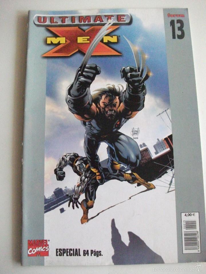 ULTIMATE X MEN Nº 13 FORUM C8V (Tebeos y Comics - Forum - X-Men)