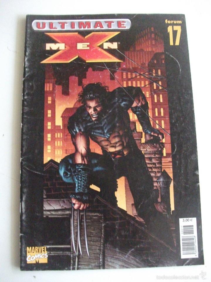 ULTIMATE X MEN Nº 17 FORUM C8V (Tebeos y Comics - Forum - X-Men)