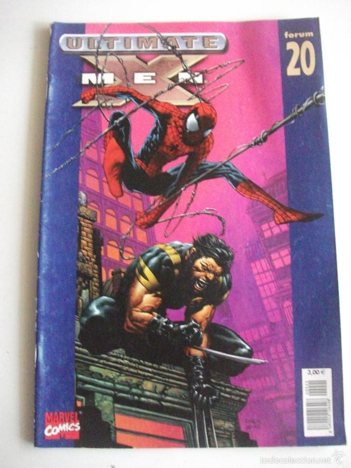 ULTIMATE X MEN Nº 20 FORUM C8V (Tebeos y Comics - Forum - X-Men)