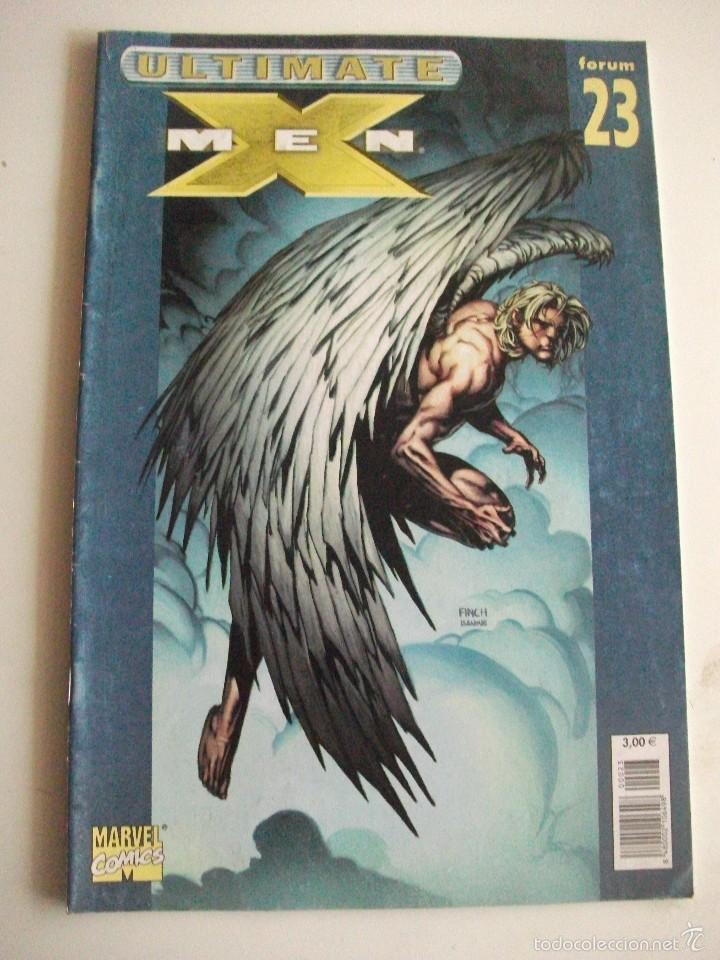 ULTIMATE X MEN Nº 23 FORUM C8V (Tebeos y Comics - Forum - X-Men)