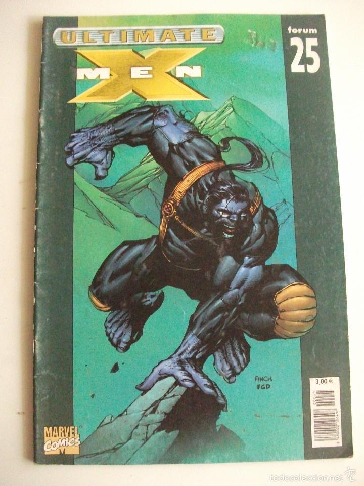 ULTIMATE X MEN Nº 25 FORUM C8V (Tebeos y Comics - Forum - X-Men)