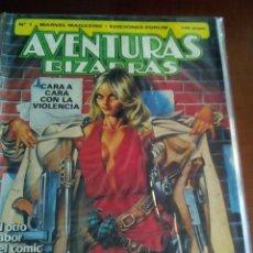 Cómics: AVENTURAS BIZARRAS N-1. Lote 60285815