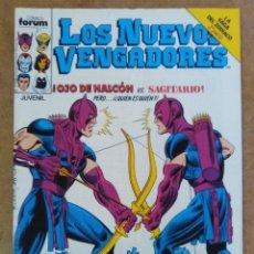 Fumetti: LOS NUEVOS VENGADORES Nº 27 - FORUM - IMPECABLE. Lote 60294523
