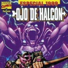 Fumetti: OJO DE HALCON ESPECIAL 1999 - FORUM - IMPECABLE. Lote 160056413