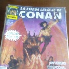 Cómics: LA ESPADA SALVAJE DE CONAN N-100 ESPECIAL CONAN DE LAS ISLAS. Lote 60312491
