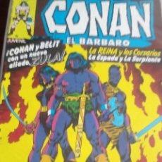 Cómics: CONAN N-18. Lote 60331755