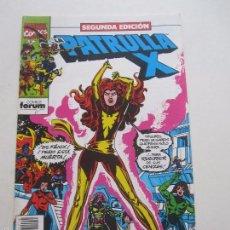 Comics : PATRULLA X VOL. 1 Nº 15 2ª EDICIÓN FORUM C9X3. Lote 60344411