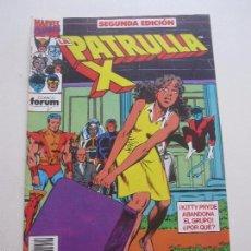 Comics : PATRULLA X VOL. 1 Nº 11 2ª EDICIÓN FORUM C9X3. Lote 60344543