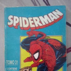 Cómics: FORUM- RETAPADO SPIDERMAN NUM.231-232-233-234-235 TOMO NUM. 31. Lote 60362411