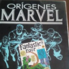 Cómics: ORIGENES MARVEL THE FANTASTIC FOUR. Lote 60380691