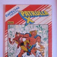 Cómics: PATRULLA X ESPECIAL VERANO 1987. Lote 60383327