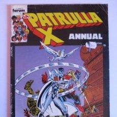 Cómics: PATRULLA X ANNUAL ESPECIAL VERANO 1987. Lote 60383531